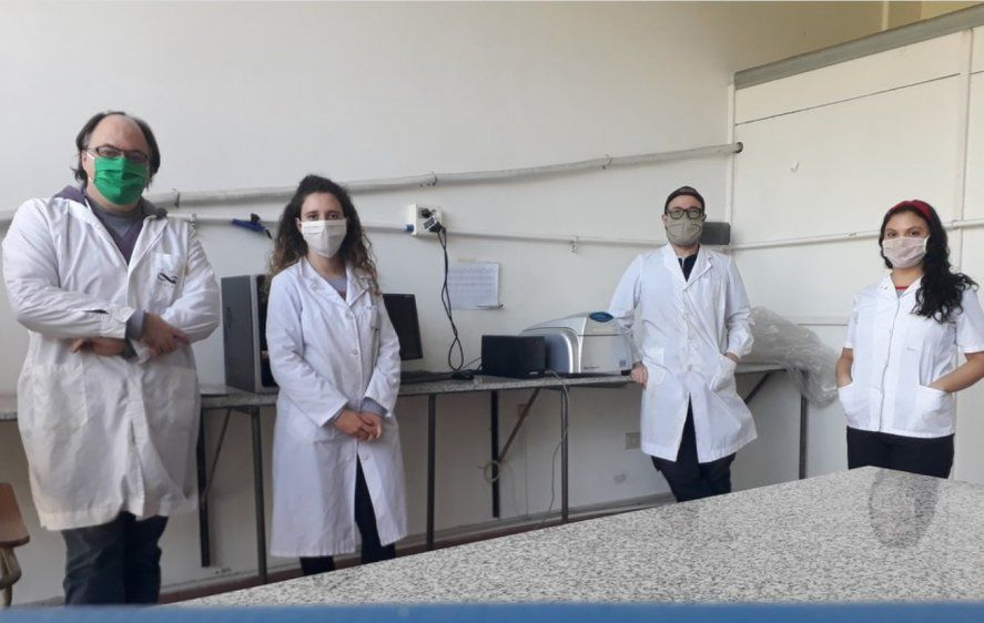 La efectividad del test rápido de coronavirus desarrollado en la UNLP es del 95%