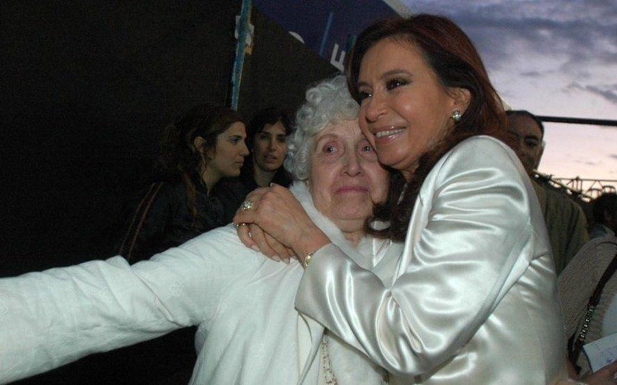 Los mensajes de Macri y Vidal para Cristina Kirchner por la muerte de su madre