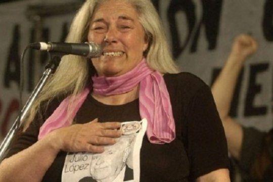 dos anos sin nilda eloy: ?homenajeamos su permanente voluntad de lucha por memoria, verdad y justicia