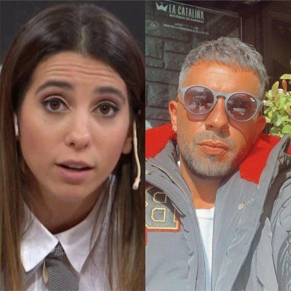 Cinthia Fernández indignada con un chiste de Defederico
