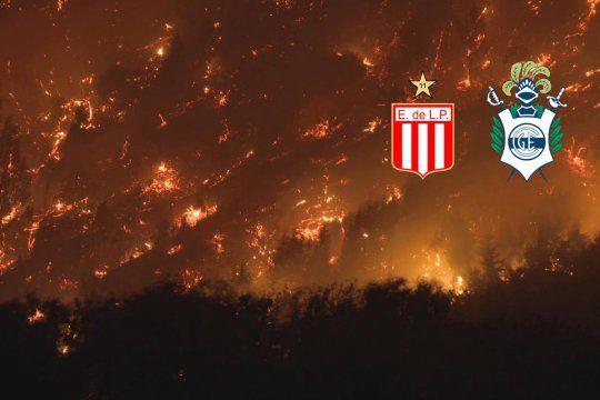 incendios en la patagonia: estudiantes y gimnasia se unen para ayudar a damnificados