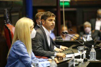El gobernador Axel Kicillof brindó definiciones respecto al futuro de su Gobierno.