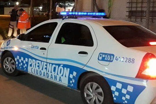 El robo se produjo en la Estancia 5 Soles en Lima