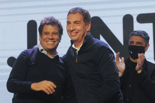 Manes dijo que con Santilli solo, Juntos no ganaba la elección