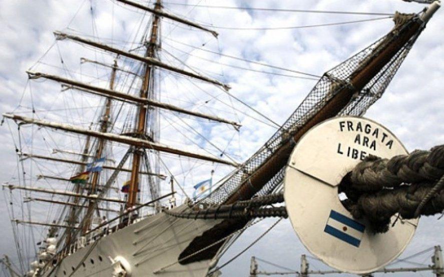 La Fragata Libertad llega a Mar del Plata: enterate qué actividades habrá para recibirla