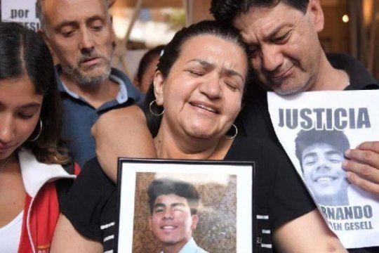 el crimen de fernando baez: declararon por videollamada allegados de los acusados