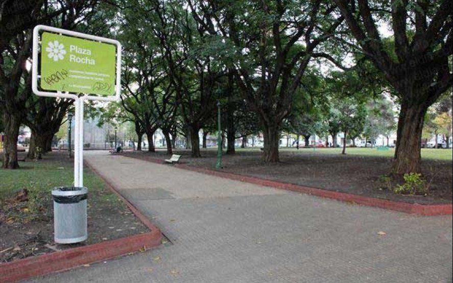 La Plata: asaltan y abusan sexualmente a una joven que atendía un comercio cerca de la Plaza Rocha