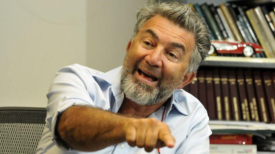 El textil Teddy Karagozian dijo que vota al Frente de Todos
