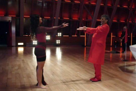 Fito Páez y Nathy Peluso actuaron desde el Centro Cultural Kirchner