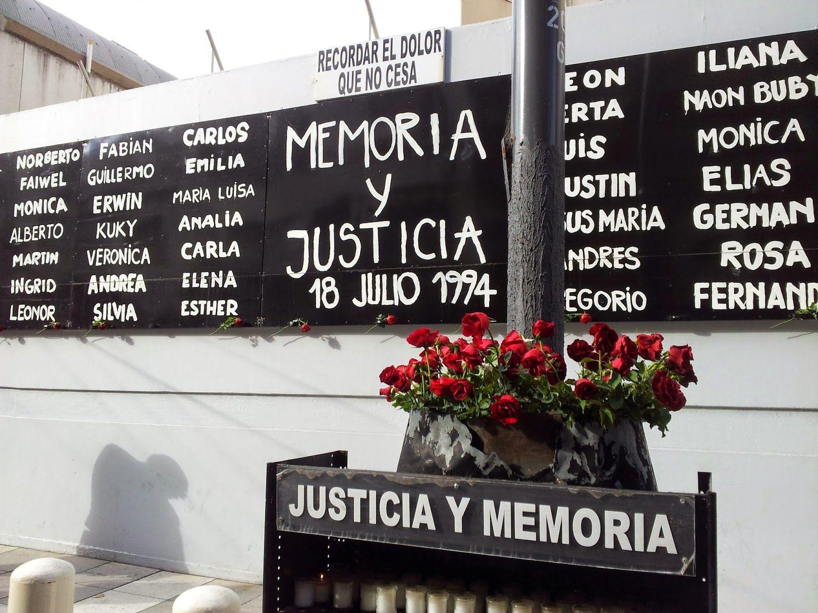 Se cumplen 27 años del atentado a la AMIA