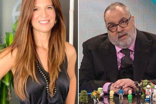 Elba Marchoveccio, la nueva novia de Jorge Lanata