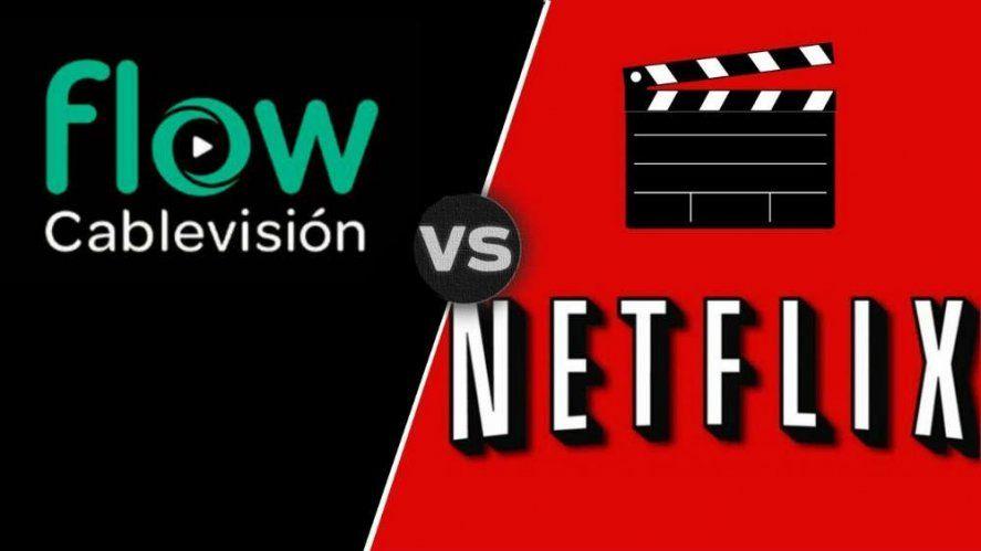 Netflix vs. Flow: ¿Cuál es mejor?