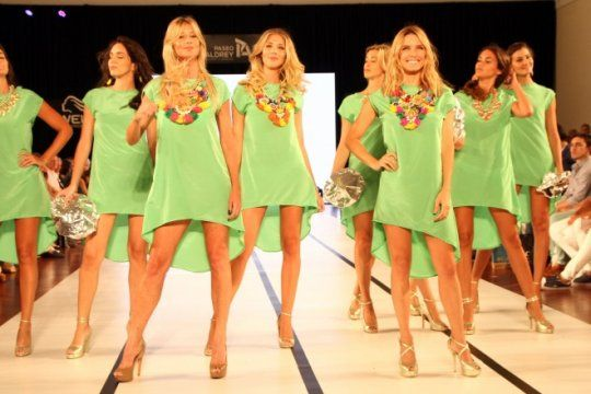 mar del plata esta de moda: como las grandes capitales del mundo, tendra su primera fashion week