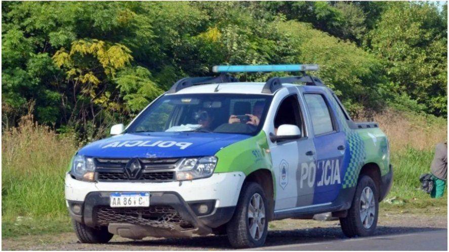 El violento robo lo investiga la comisaría Quinta de Merlo