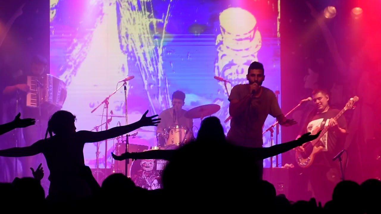 Octubre en La Plata cierra con la presencia de La Chancha Muda en vivo.