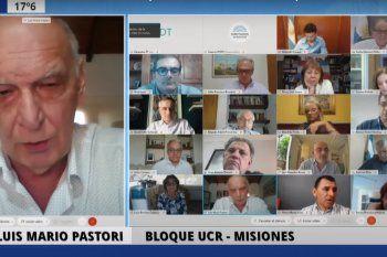 Diputados continúa el debate sobre el proyecto de Aporte Solidario