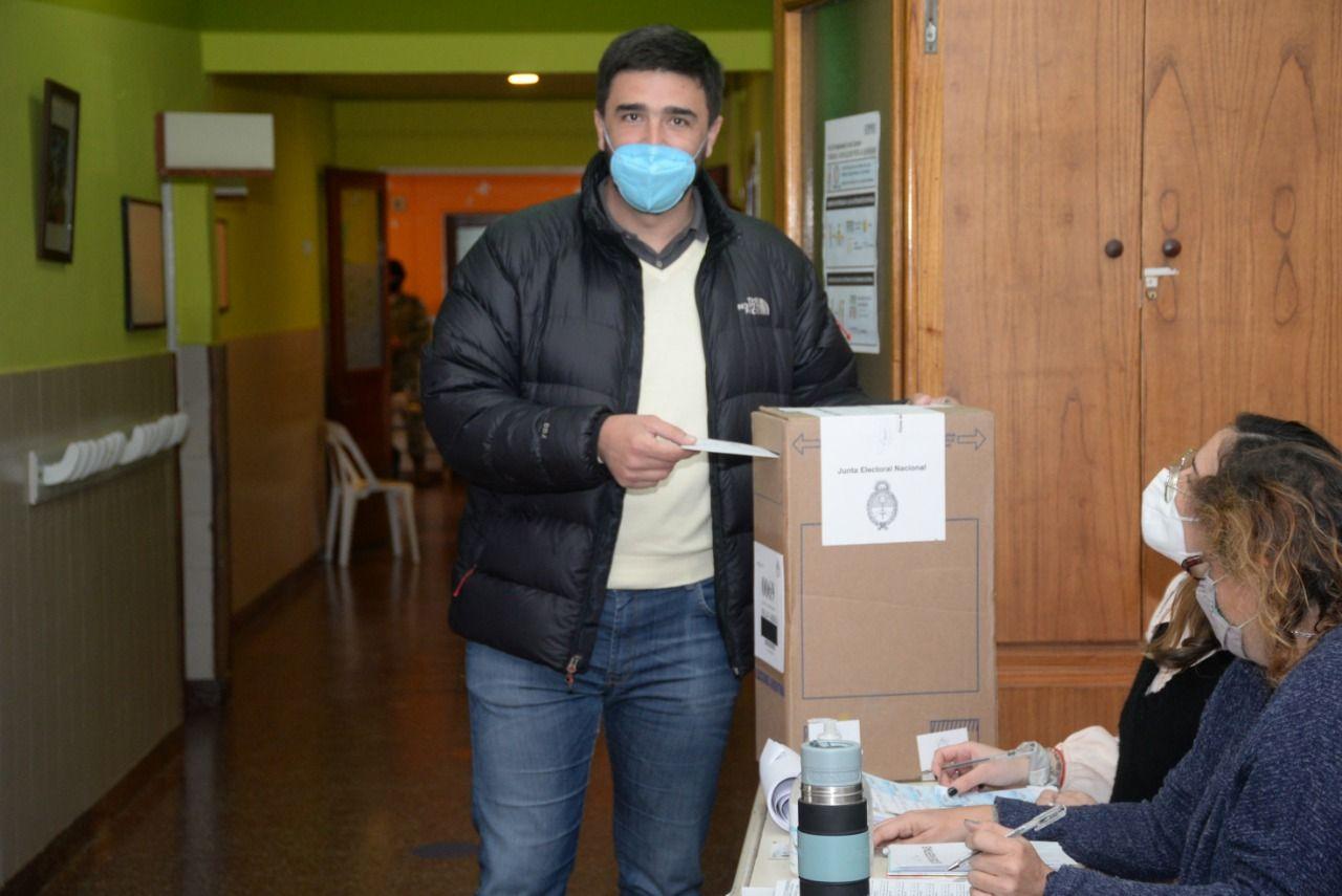 El intendente de Olavarría, Ezequiel Galli, confirmó que habrá foto de unidad con la UCR