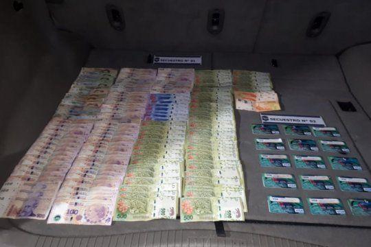 estafa millonaria con las tarjetas de combustible: dictaron la prision preventiva a los tres detenidos
