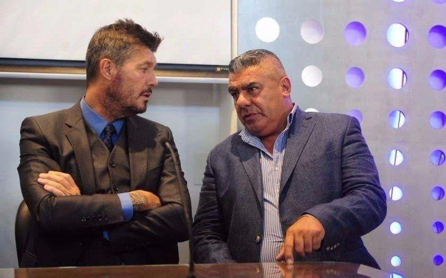 En medio de las críticas la AFA de Tapia y la Liga Profesional de Tinelli se reúnen por primera vez