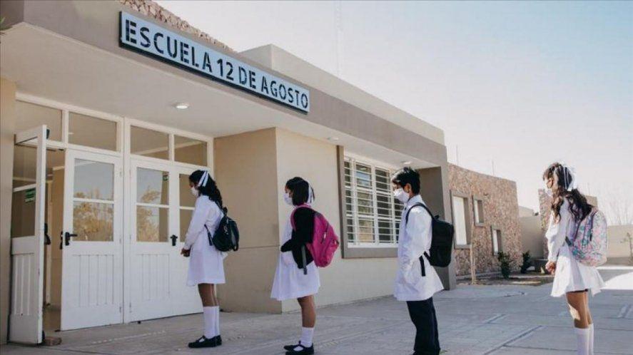 En 15 municipios de la Provincia retomarán las clases