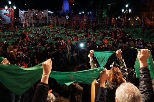 los desafios del fit unidad en una campana marcada por la disputa entre macri y el kirchnerismo