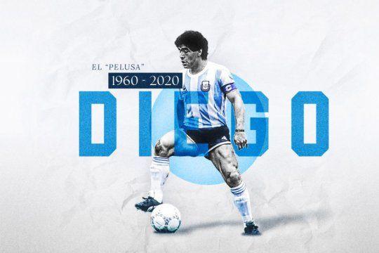Se viene el primer monumento para Diego Maradona tras su muerte.