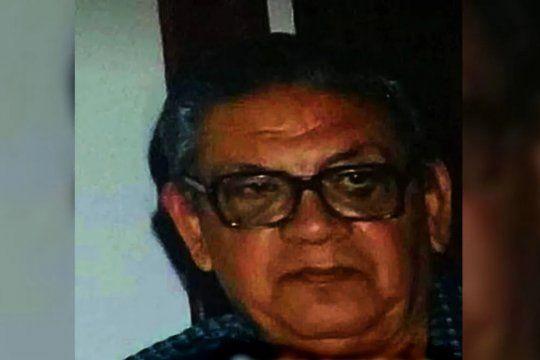 Claudio Flores, jubilado de 83 años, murió en una clínica