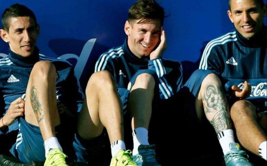 """Scaloni y la Selección para el debut: La revancha de """"los tres fantásticos"""" y las dudas en el lateral"""