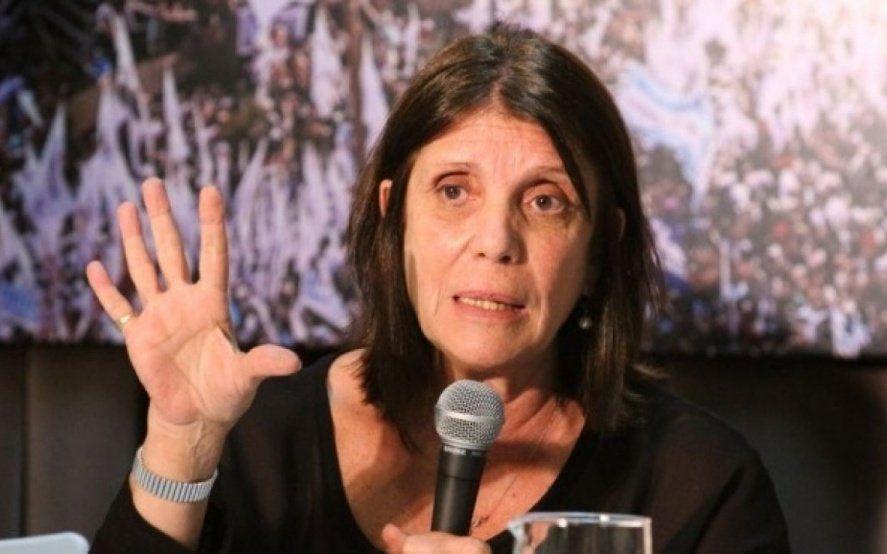 """Teresa García advirtió """"rebote de contagios y fallecimientos por la flexibilización de la cuarentena"""