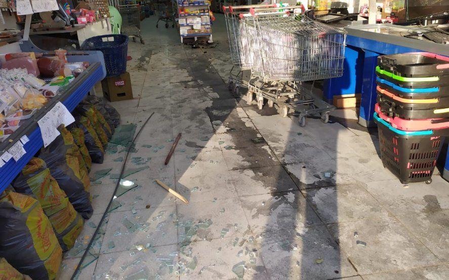 Así opera la mafia china en La Plata: dejaron terror y dos personas lesionadas