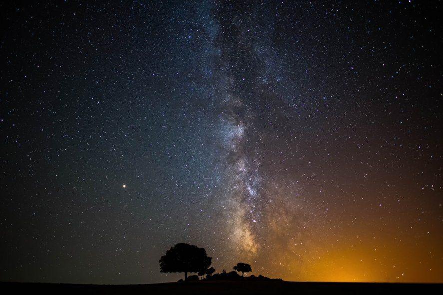 Encontraron una región oculta en la Via Láctea