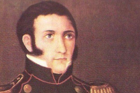 El coronel Manuel Dorrego gobernó la provincia de Buenos Aires en dos ocasiones,