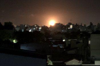 YPF salió a aclarar el motivo del ruido que alertó anoche a los vecinos de La Plata