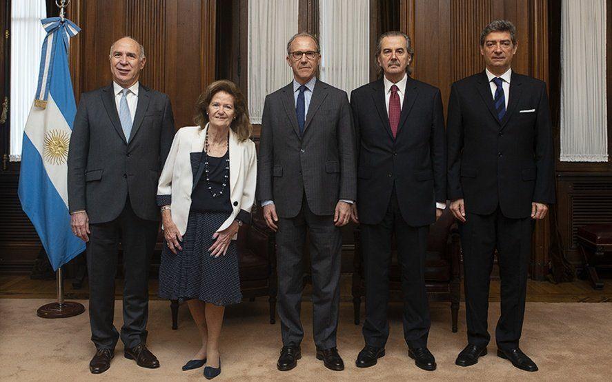 Este es el patrimonio de los cinco jueces de la Corte Suprema de Justicia