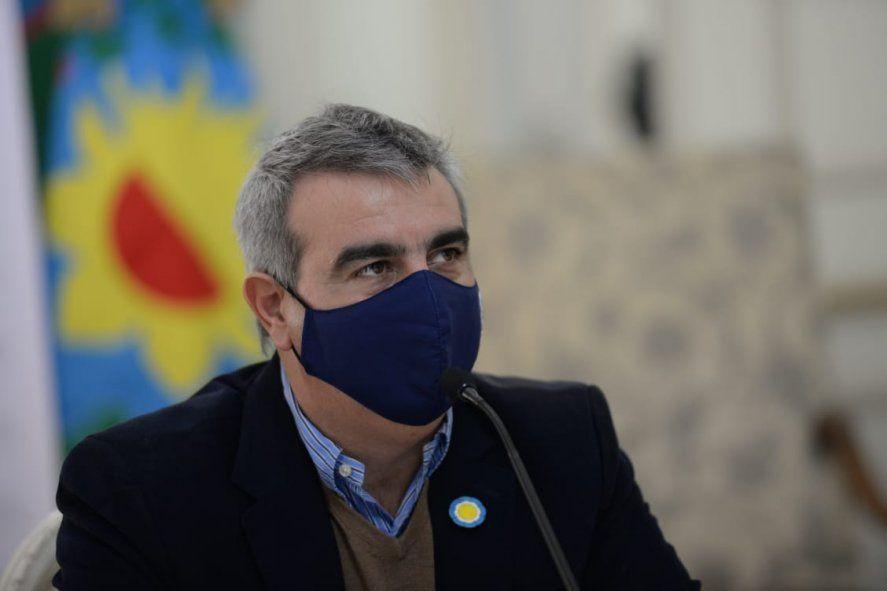 Francisco Durañona, optimista sobre la relación con la oposición