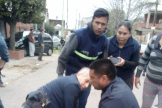 tras una detencion, se calienta el conflicto entre el municipio de berazategui y los cartoneros