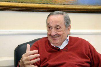 Miguel Lunghi, intendente de Tandil