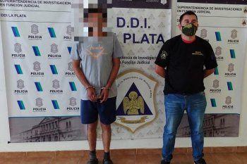 El hombre de 49 años fue detenido en Gorina