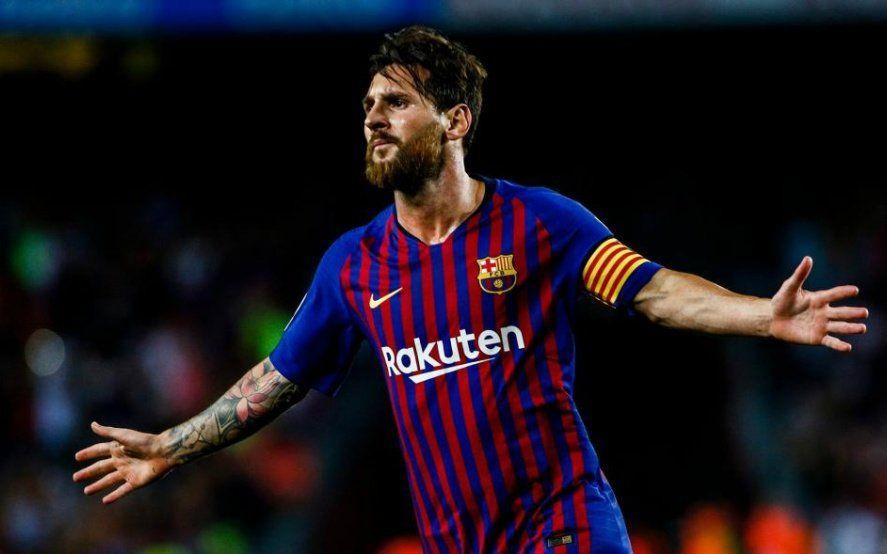 Messi se queda con el premio The Best al mejor jugador del mundo