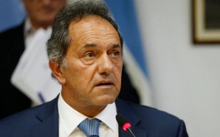 Enterate a qué dos dirigentes peronistas reunió Daniel Scioli luego del encuentro de La Matanza