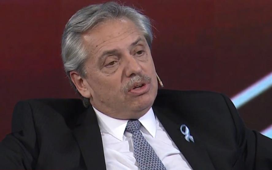 """Alberto Fernández: """"Ninguna solución puede darse a costa de los que la están pasando mal"""""""