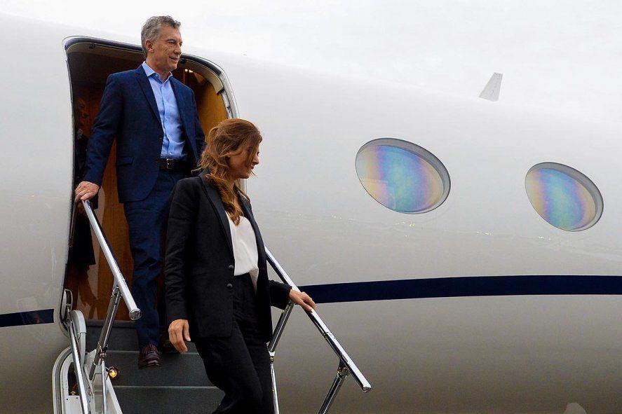 """Desde Europa, Macri aseguró que desde el Gobierno """"buscan dañarme y tienen como objetivo a mis hijos"""""""
