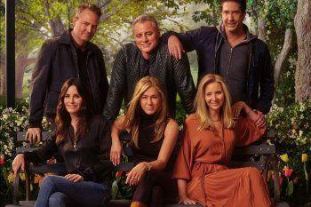 La reunión de Friends es una de las producciones originales exclusiva de HBO Max