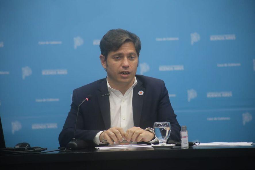 Axel Kicillof y la renegociación de la deuda: Esto es lo que puede pagar la provincia de Buenos Aires
