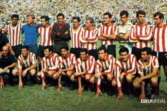hace 52 anos estudiantes frustaba a los grandes y cambiaba la historia del futbol argentino