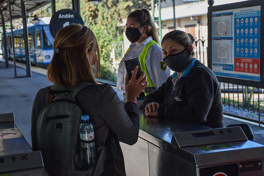 El transporte público será gratis durante la jornada de elecciones