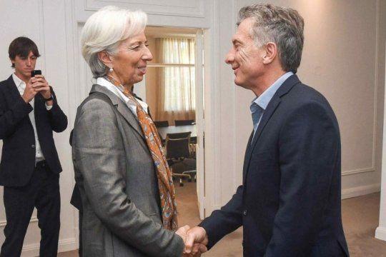 manana llega la mision del fmi en plena crisis y en medio de cuestionamientos por el incumplimiento del acuerdo