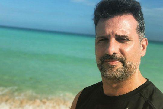 José María Listorti contó que perdió el olfato tras contraer coronavirus