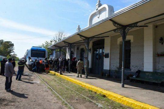tras 26 anos, el tren belgrano sur unira la estacion 20 de junio y gonzalez catan