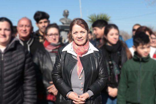 Bianca Cantero, la intendenta de Presidente Perón, dijo que las organizaciones sociales que participan de la toma en Guernica son violentas.